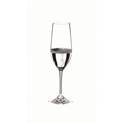 Riedel 9oz 4pk Crystal Vivant Champagne Flutes