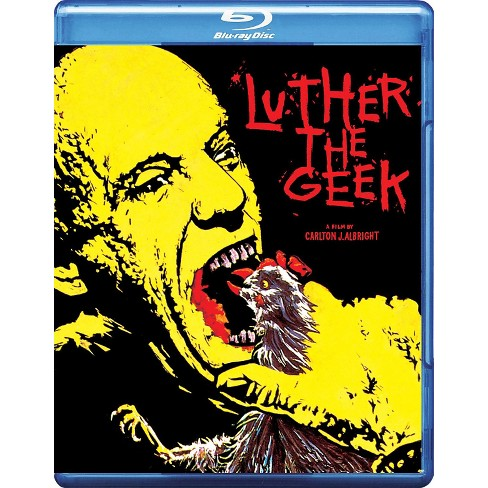Luther The Geek (Blu-ray) - image 1 of 1