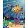 A+X Submarine Kids' Jigsaw Puzzle - 45pc - image 2 of 2