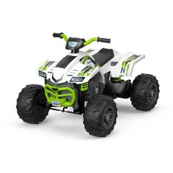 Power Wheels KFX Racing ATV