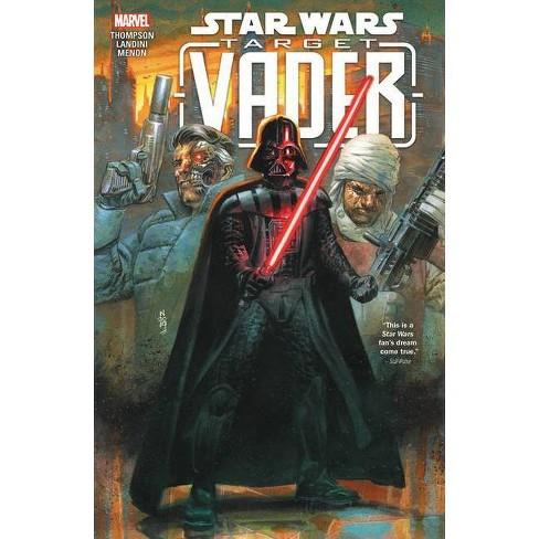Star Wars: Target Vader - (Paperback) - image 1 of 1