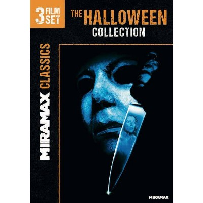 Halloween Collection (DVD)(2020)
