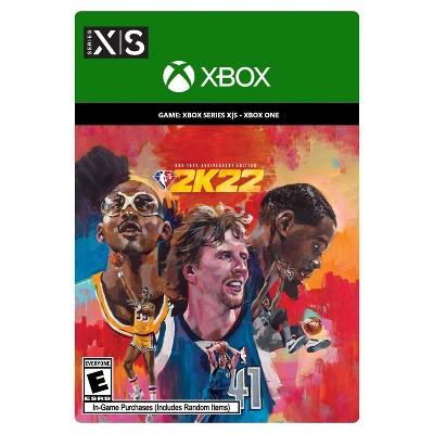 NBA 2K22: 75th Anniversary Edition - Xbox Series X|S/Xbox One (Digital)