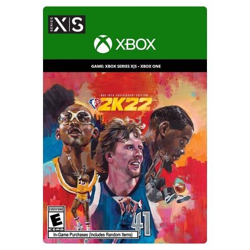 NBA 2K22: 75th Anniversary Edition - Xbox Series X S/Xbox One (Digital) - image 1 of 4