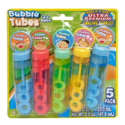 Amazing Bubbles Tube - 5pk - image 1 of 1