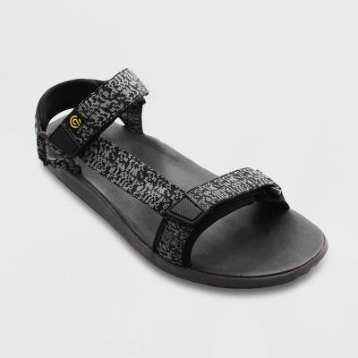 Men's Lanz Slide Sandals - C9 Champion® Black XL