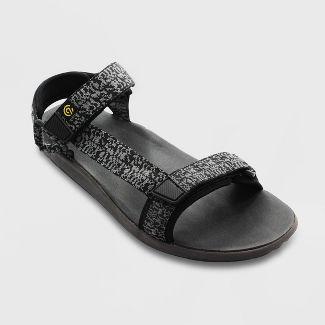 Mens Lanz Slide Sandals - C9 Champion® Black M