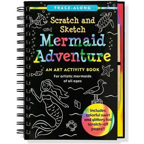 Scratch & Sketch Scratch & Ske - (Scratch and Sketch) (Hardcover) - image 1 of 1