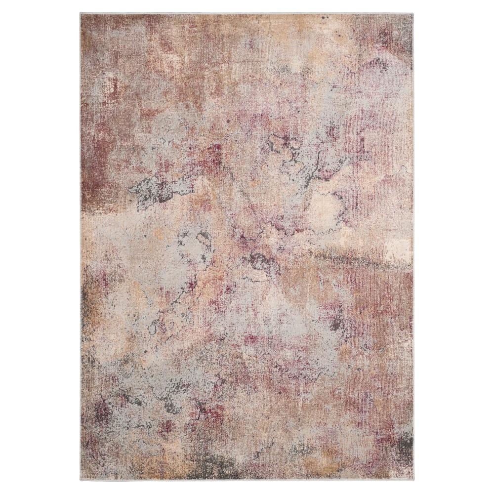 Constellation Vintage Rug - Beige/Multi - (4'X5'7) - Safavieh