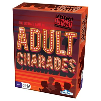 Adult Charades Game
