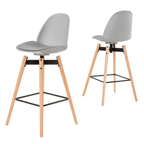Aileen Barstool - (Set of 2) - Christopher Knight Home - image 1 of 4