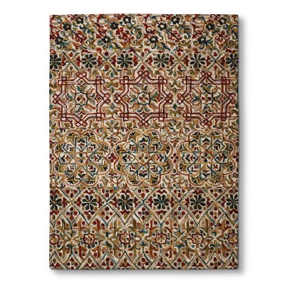 Marrakesh Floral Tufted Rug - Threshold™