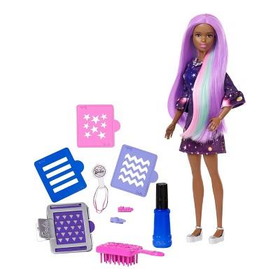 Barbie Color Surprise Hair Nikki Doll