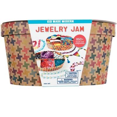 Kid Made Modern Jewelry Jam Craft Kit