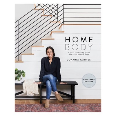 Homebody Target Exclusive Edition by Joanna Gaines (Hardcover)