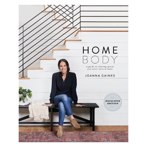 Homebody Target Exclusive Edition By Joanna Gaines Hardcover Target