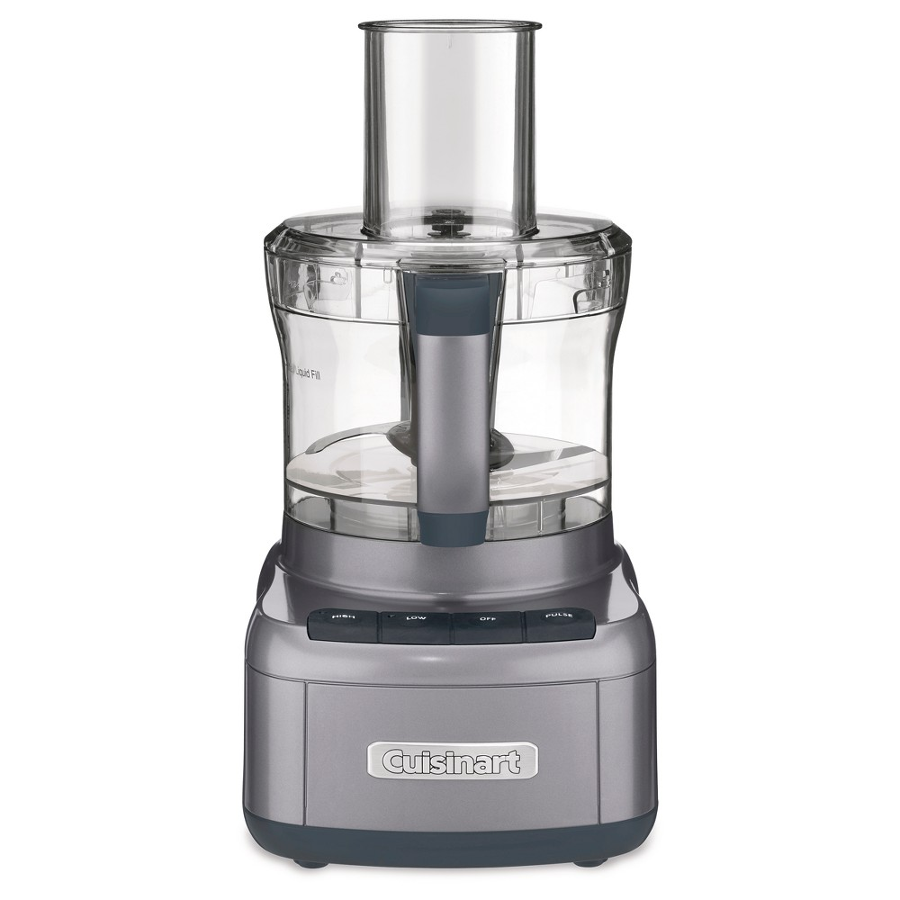 Cuisinart Food Blender and Processor (Grey) FP-8GMTG