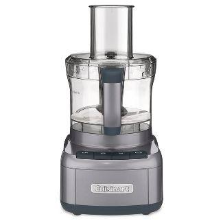 Cuisinart Elemental 8 Cup Food Processor - Gunmetal FP-8GMTG