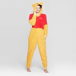 Women's Winnie the Pooh Union Suit - Yellow