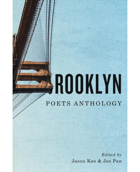 Brooklyn Poets Anthology -  (Paperback) - image 1 of 1