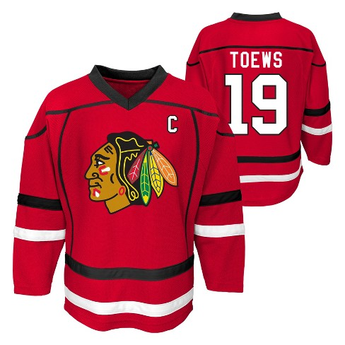 outlet store 5d329 d3ccd Chicago Blackhawks Youth Jersey XL