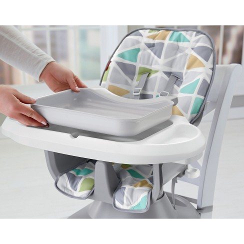 e3ae8d193c8fd Fisher-Price SpaceSaver High Chair - Slanted Sails   Target