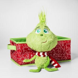 Dr. Seuss The Grinch Pillow Set Green