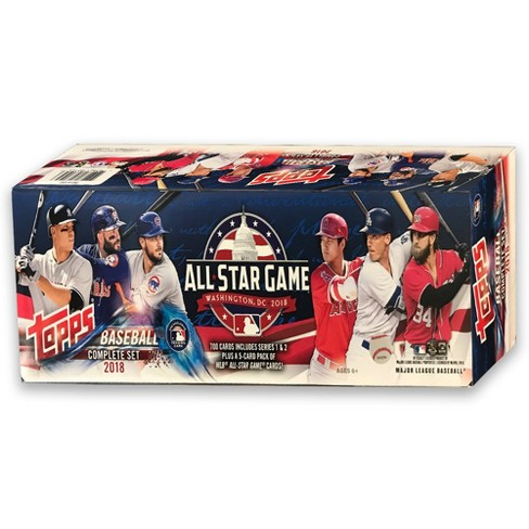 2018 Topps MLB All Star Baseball Completed Trading Card Game Set - image 1 of 3