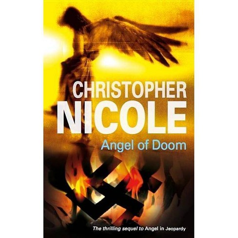 Angel of Doom - by  Christopher Nicole (Hardcover) - image 1 of 1