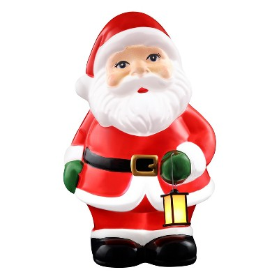 Mr. Christmas Outdoor LED Christmas Decoration Retro Santa Claus - 24""