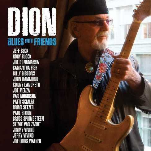 Dion - Blues With Friends ( (Vinyl) - image 1 of 1