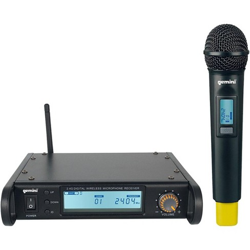 Gemini GDX-1000M Digital Wireless Microphone system - image 1 of 1