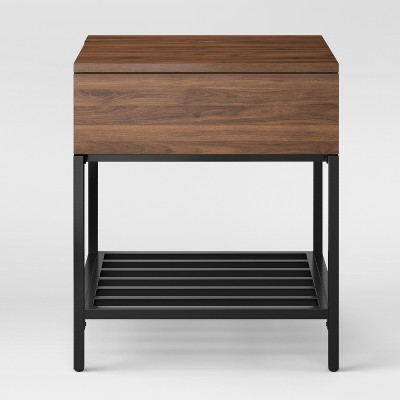 Loring Side Table Walnut - Project 62™
