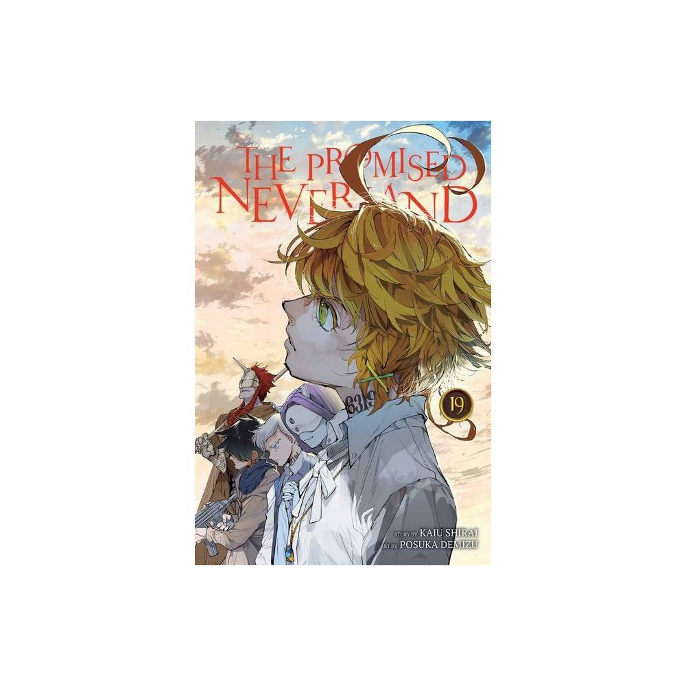The Promised Neverland Vol 19 By Kaiu Shirai Paperback