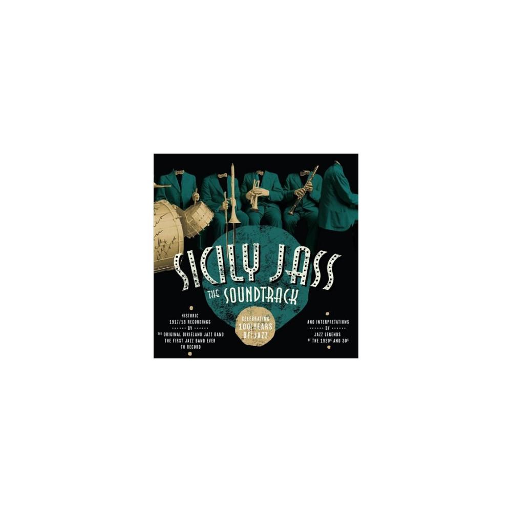 Various - Sicily Jass:World's First Man In Jazz (Vinyl)