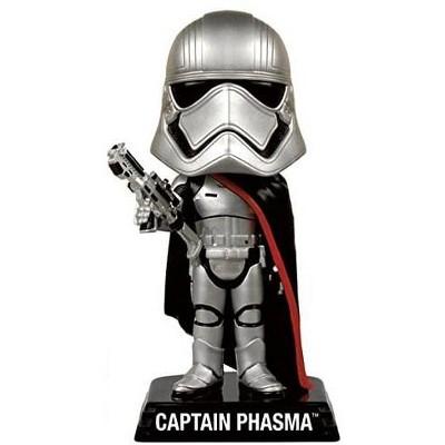 Funko Funko Star Wars The Force Awakens Wacky Wobbler Captain Phasma Bobble Head
