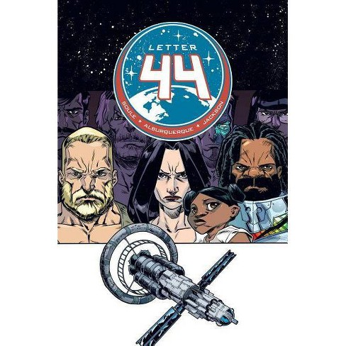 Letter 44 Vol. 2 - by  Charles Soule (Hardcover) - image 1 of 1
