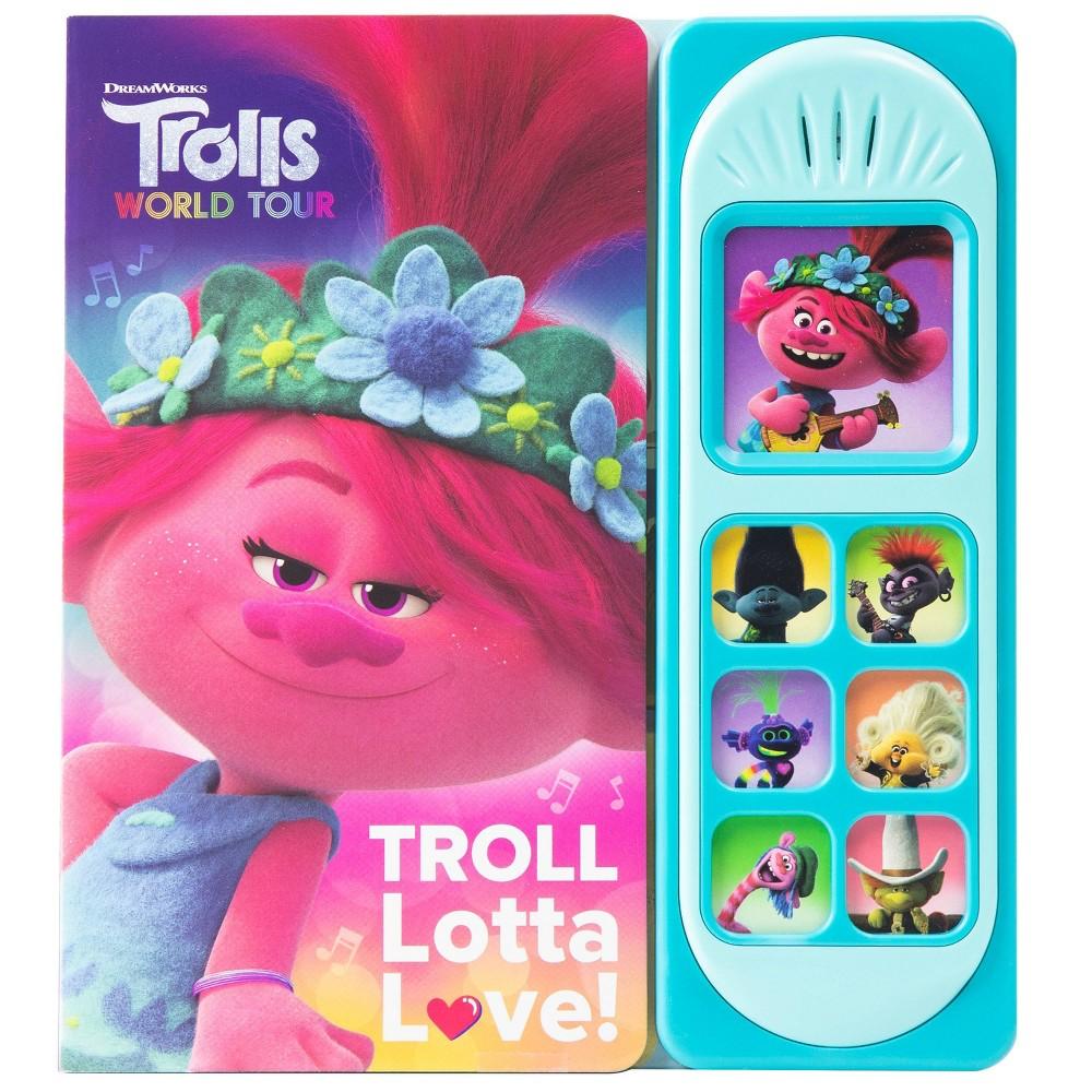 Trolls 2 Little Sound Book Board Book