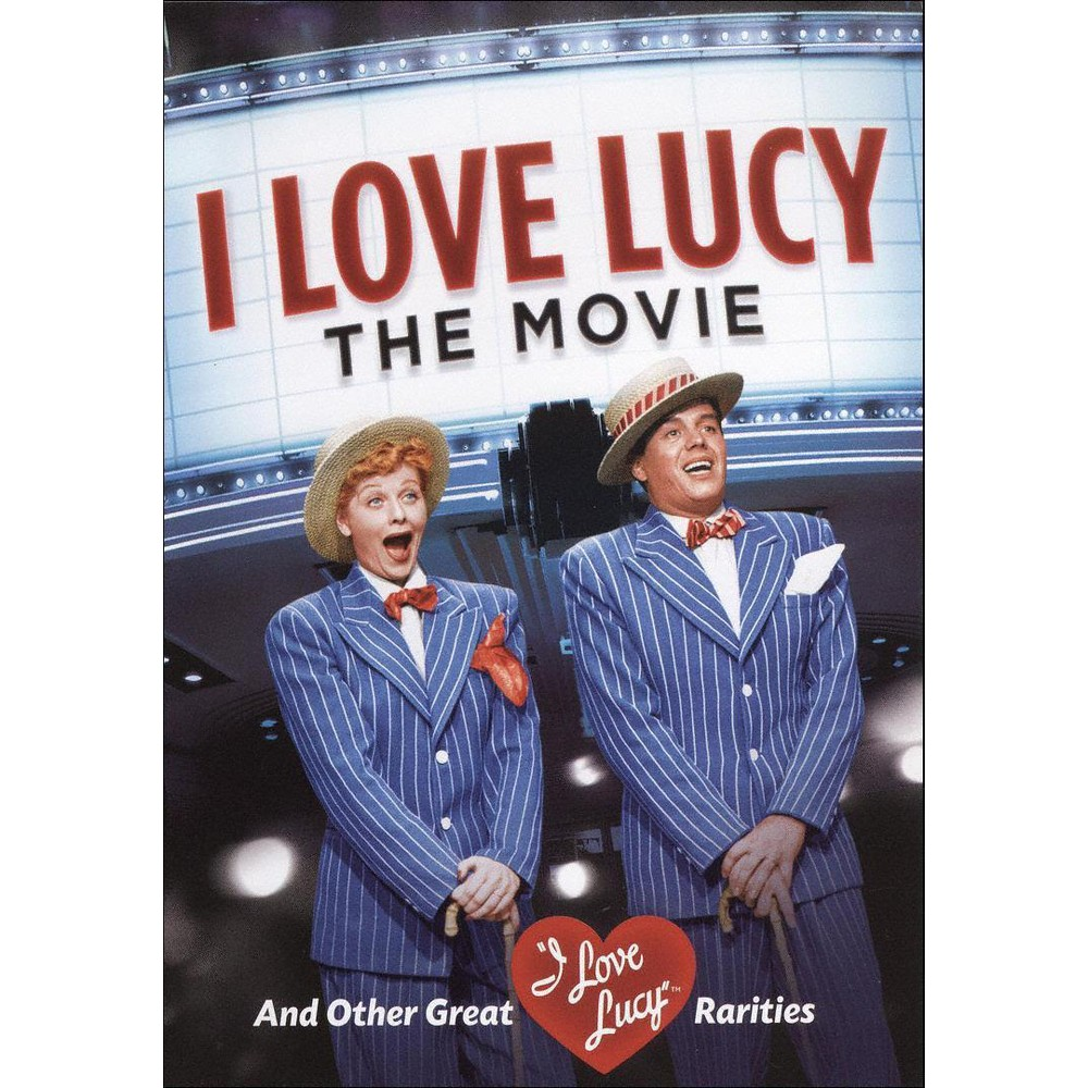 I Love Lucy The Movie And Other Great Rarities Dvd