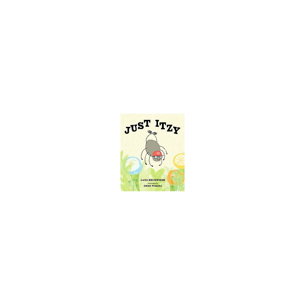 Just Itzy (Hardcover), Books