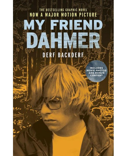 My Friend Dahmer -  by Derf Backderf (Paperback) - image 1 of 1