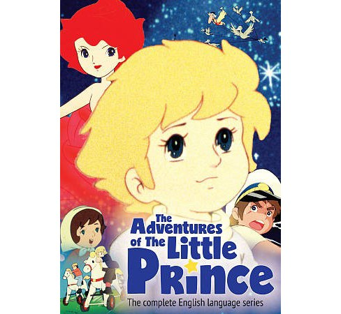 Adventures Of The Little Prince (DVD) - image 1 of 1