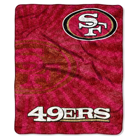 NFL Team Sherpa Throw Blanket - 50 x 60 in. - image 1 of 1