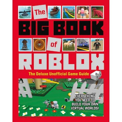The Big Book Of Roblox Hardcover Target