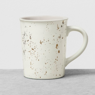 Stoneware Mug Speckled Sour Cream - Hearth & Hand™ with Magnolia