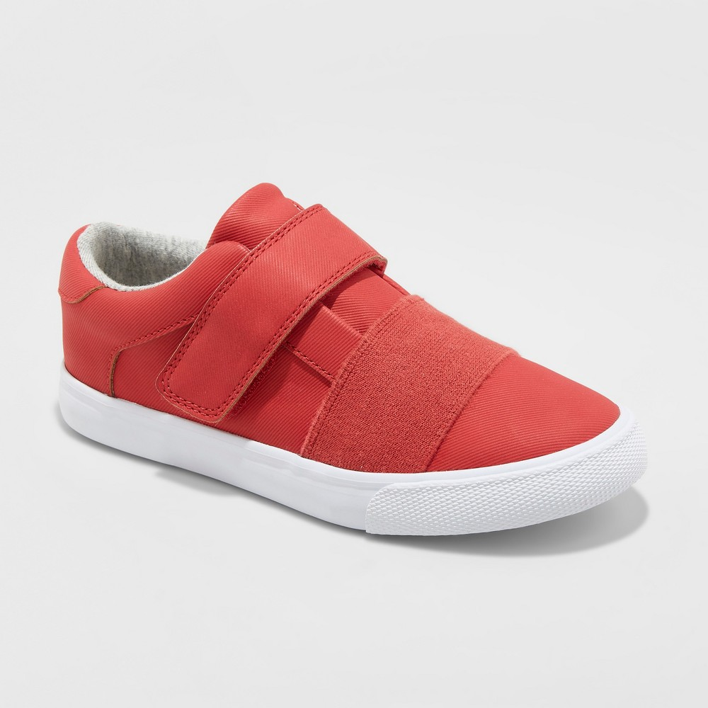 Boys' Luke Sneakers - Cat & Jack Red 4
