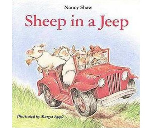 Sheep in a Jeep (School And Library) (Nancy E. Shaw) - image 1 of 1