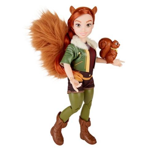 Marvel Rising Secret Warriors Squirrel Girl Hero Outfit Adventure Figure - image 1 of 6