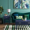 Oslari Painted Coffee Table Blue - Opalhouse™ - image 2 of 5