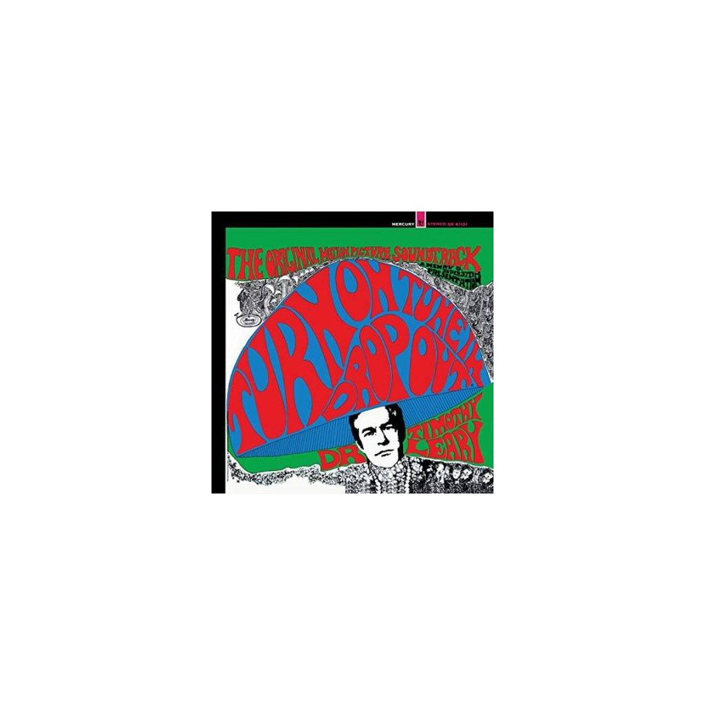 Timothy Leary - Turn On Tune In Drop Out (Ost) (Red B (Vinyl)